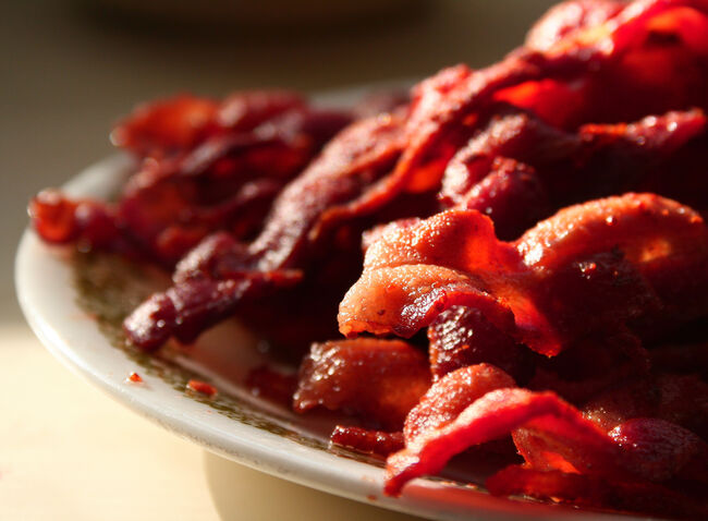Bacon   GettyImages-94393364