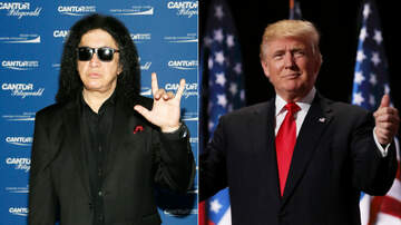 Corey Rotic - Kiss's Gene Simmons visits the Pentagon and The White House