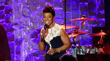 Lady BG - Gladys Knight Among Those Honoring Aretha Franklin at AMA's