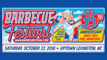 None - The 35th Annual Lexington BBQ Festival