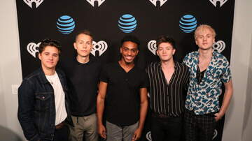 AT&T Sound Studio - The Vamps Meet & Greet Photos!