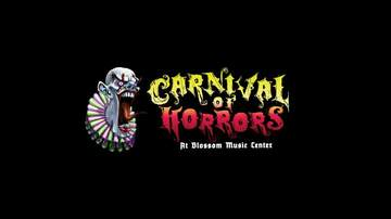 Contest Rules - Win tickets to Carnival of Horrors Rules