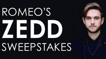 Contest Rules - Romeo's Zedd Sweepstakes Rules