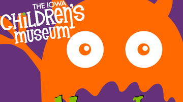 None - The Monster Mash at The Iowa Childrens Museum!
