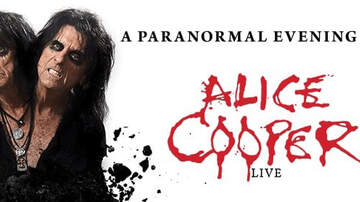 None - Q106.5 Welcomes Alice Cooper