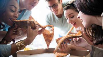 JP - SURVEY: America's Favorite Food Is...Pizza