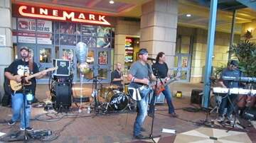 Photos - Chase Tyler at Rock 'N Rowe at Perkins Rowe