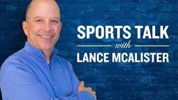 Lance McAlister - Show preview: 6pm, Sports Talk, 700 WLW