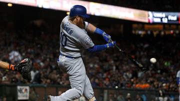 Dodgers Clubhouse - Justin Turner Talks About Making It To The Postseason After Win Vs. Giants