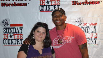 Sunday in the Country - Jimmie Allen Meet & Greet Photos at SITC 2018