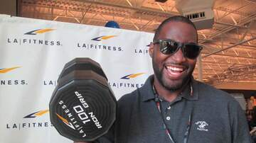 Photos - Curtis at LA Fitness' Grand Opening, BR