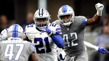 Dallas Cowboys - Late Field Goal Lifts Cowboys Past Lions