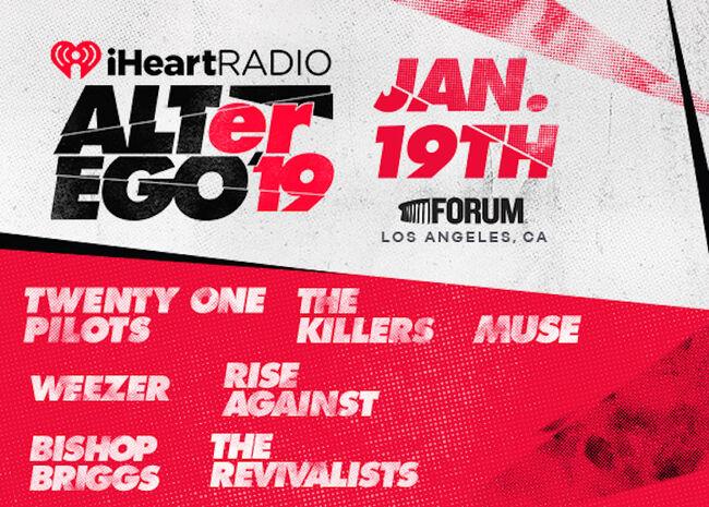 2019 iHeartRadio ALTer Ego