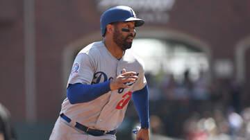Dodgers Clubhouse - Matt Kemp Talks About Game 163 Vs. The Rockies