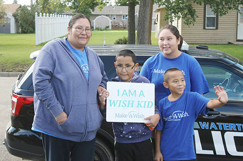 what is a make a wish kid
