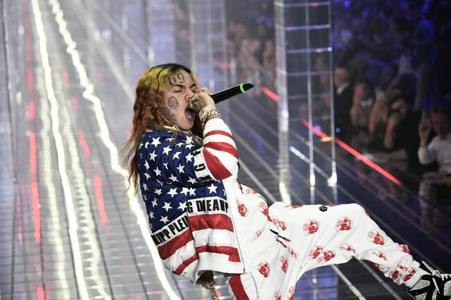 Tekashi (Getty)