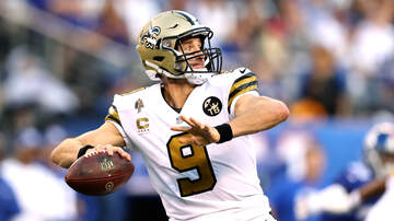 Louisiana Sports - Brees, Brady Closing In On Catching Favre On TD Passing List