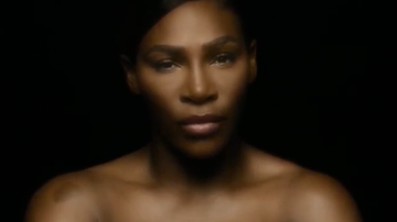 Trending - Topless Serena Williams Sings 'I Touch Myself' For Breast Cancer Awareness