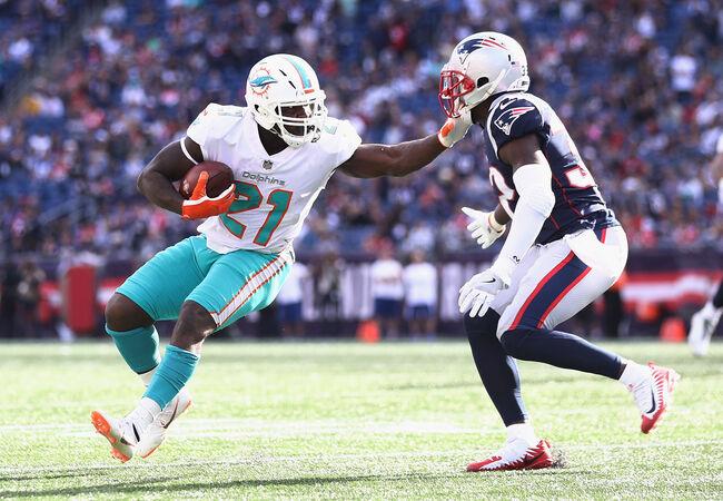 Dolphins @ Patriots Week 4