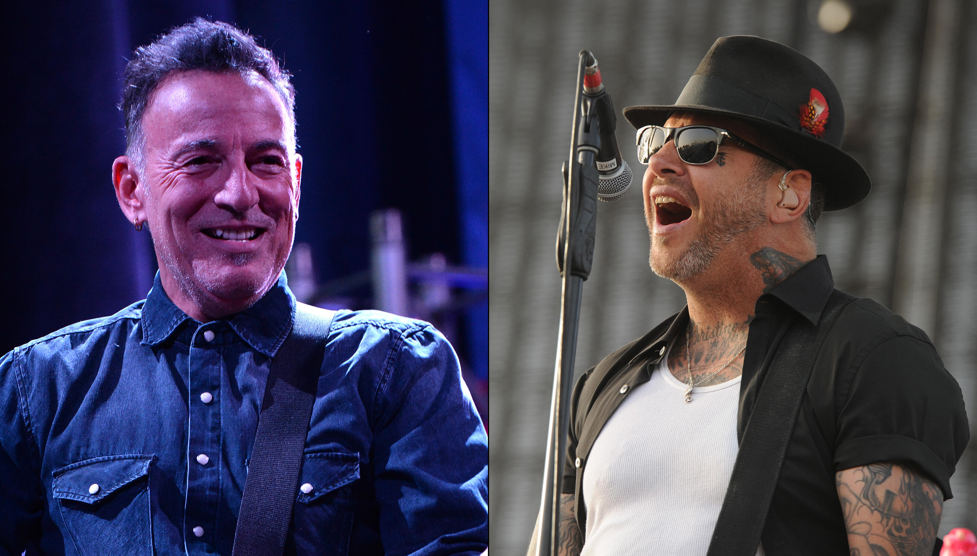 Watch Bruce Springsteen Jam With Social Distortion in Asbury Park