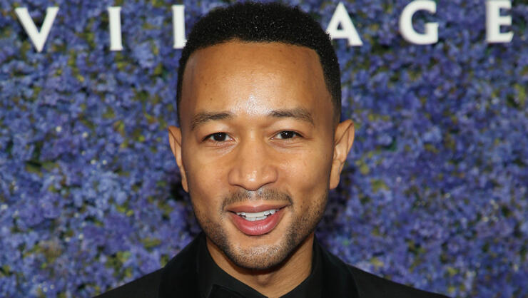 John Legend Announces 'A Legendary Christmas' Album