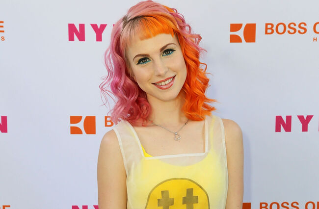 Hayley Williams Addresses The Future, Doesn't See Paramore Ever Breaking Up