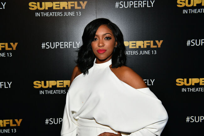 Atlanta Special Screening Of 'Superfly' ATLANTA, GA - JUNE 07: TV personality Porsha Williams attends Columbia Pictures 'Superfly' Atlanta special screening on June 7, 2018 at SCADShow in Atlanta, Georgia. (Photo by Paras Griffin/Getty Images for Sony Pictures Entertainment )