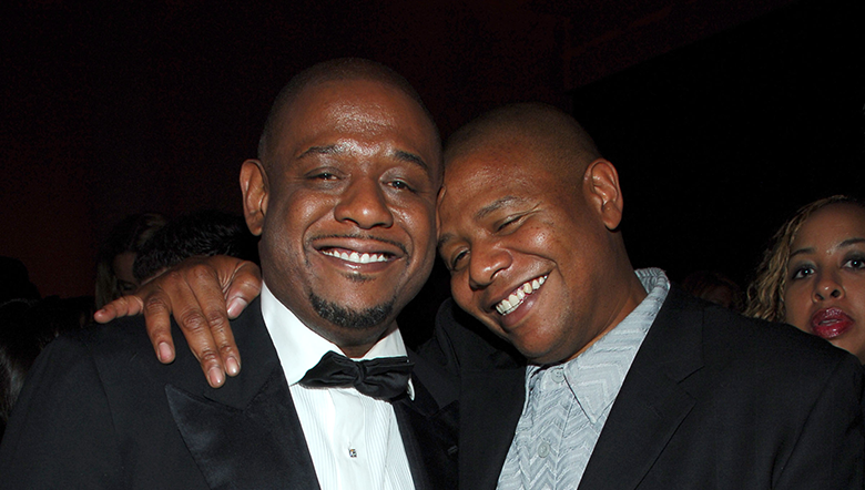 Forest Whitaker Has A Brother Who Looks So Much Like Him Your Mind