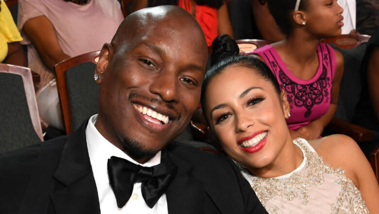 Tyrese Gibson & Wife Samantha Welcome Daughter Soraya Lee