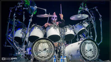 Ayo - Five Finger Death Punch drummer Jeremy Spencer exits.