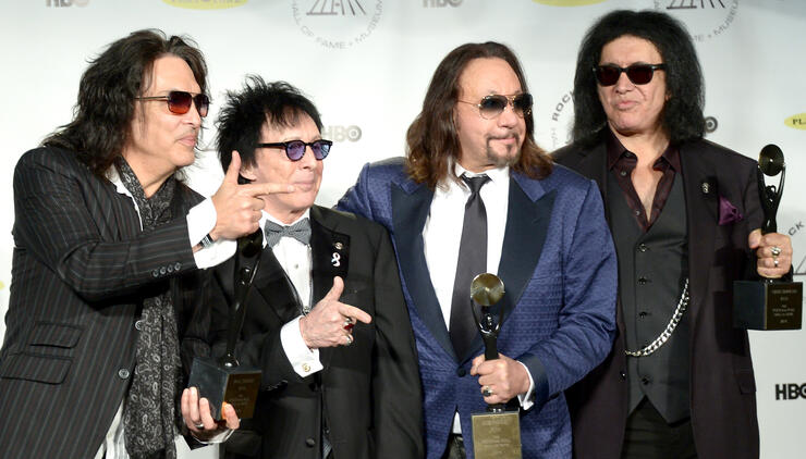 Paul Stanley Amends Stance on Ace Frehley, Peter Criss Reunion