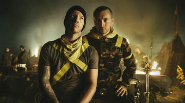iheartradio-exclusives - Twenty One Pilots on New Album 'Trench' & Why They 'Disappeared For a Year'