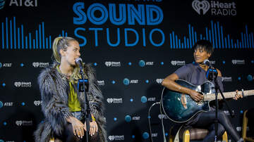 Photos - Jocelyn Alice in the AT&T Thanks Sound Studio