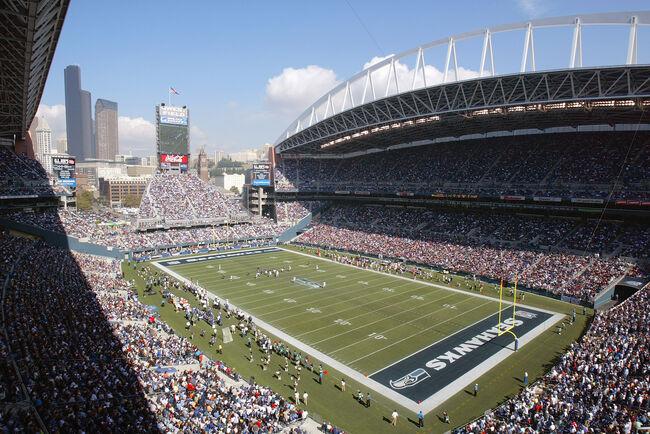 CenturyLink Seattle/Getty Images