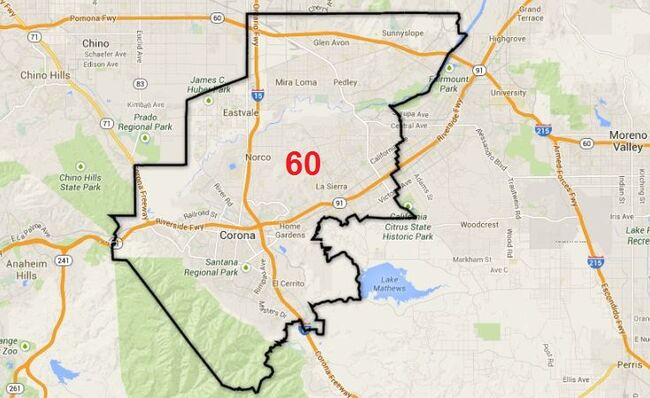 Assembly district 60 election