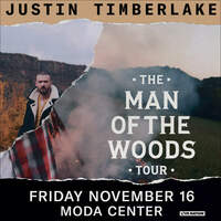 Enter To Win Tickets To See Justin Timberlake November 16th At Moda Center!