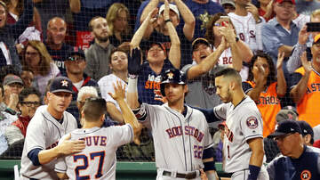 None - Astros Host Indians Thursday