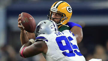 Dallas Cowboys - Cowboys' Irving Back From Suspension