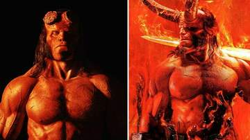 Klinger - First Hellboy Movie Poster Released