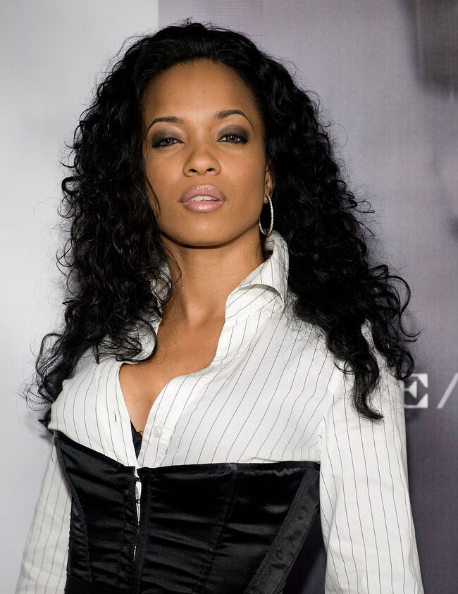 Prince's Book Party - Arrivals LOS ANGELES, CA - MAY 30: Author Karrine Steffans arrives at a book party for '21 Nights' by Prince and Randee St. Nicholas held at a private residence on May 30, 2008 in Los Angeles, California. (Photo by Charley Gallay/Getty Images)