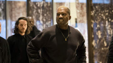 Joey Radio - Kanye West Visits Detroit With Dan Gilbert