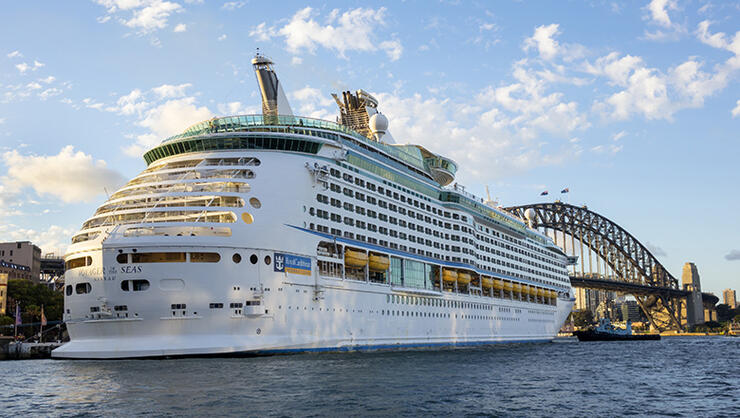 Royal Caribbean Refunds Passengers After 1,300 Men Take Over