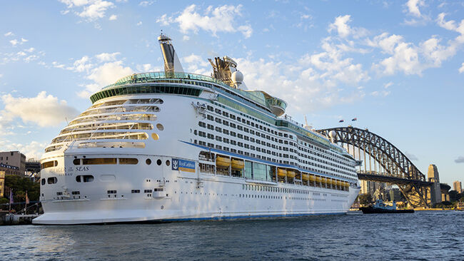Royal Caribbean Refunds Passengers After 1,300 Men Take Over Family