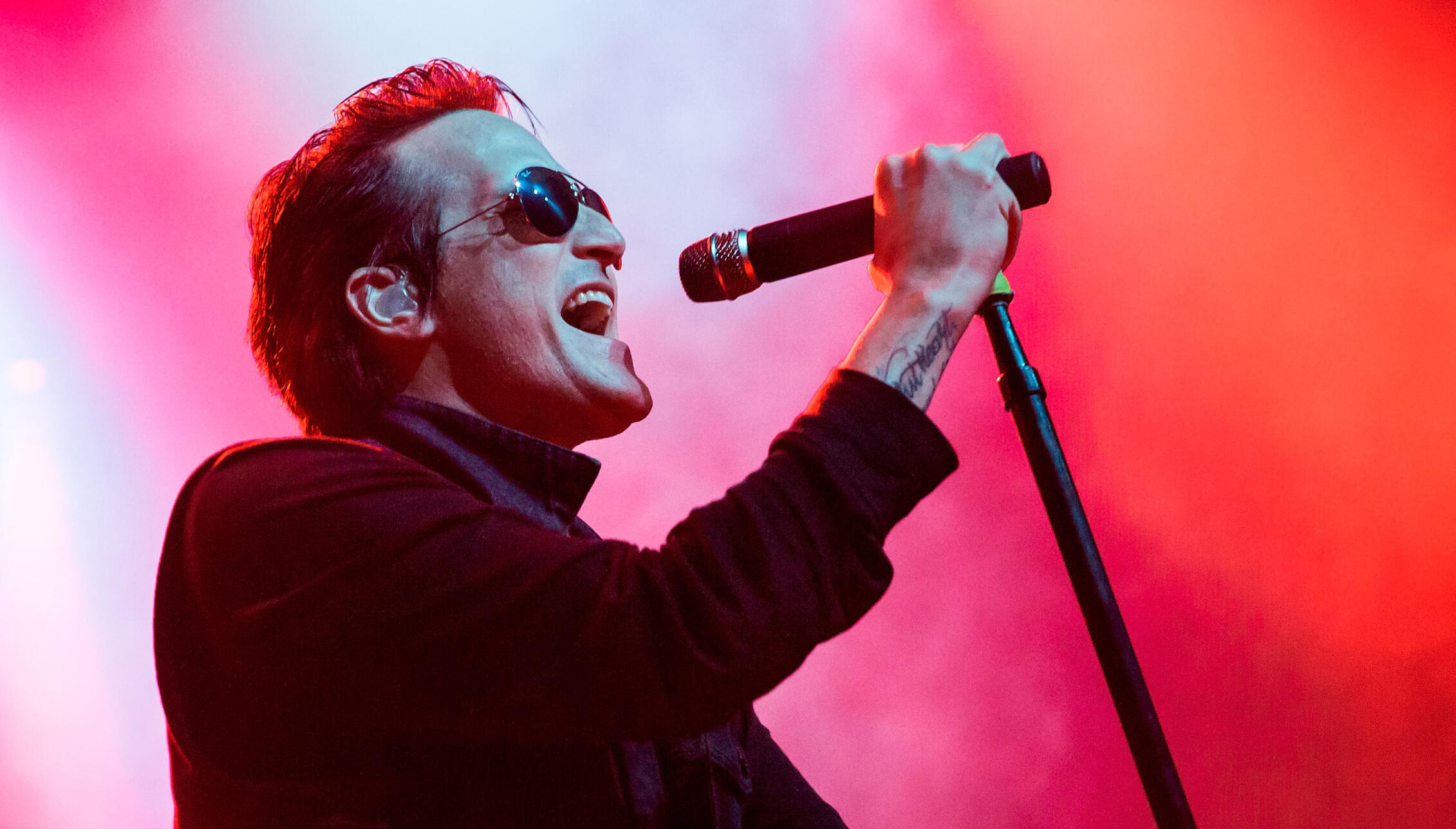 Richard Patrick to Reunite With Filter Co-Founder for New Album