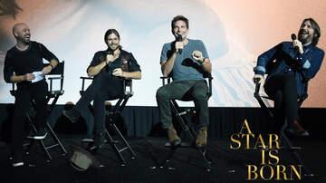 Photos - Exclusive: Cody Alan Views 'A Star Is Born' + Interviews Bradley Cooper