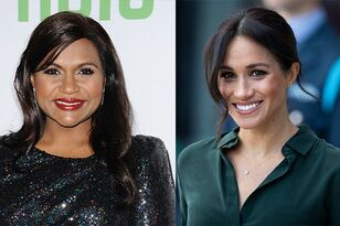 Mindy Kaling Wants Meghan Markle To Throw Her Daughter A Birthday Party