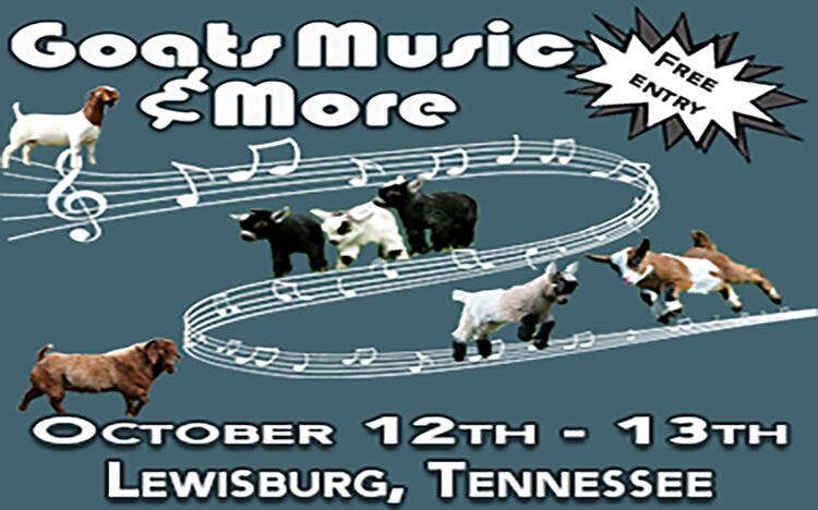 Goats, Music, and More