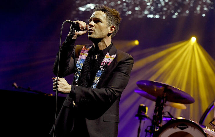 The Killers Announce New Album 'Imploding The Mirage' | iHeartRadio