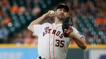 None - Astros' Verlander To Start Game One