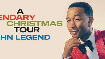 None - John Legend A Legendary Christmas - Dec. 19th @ Schnitzer Concert Hall